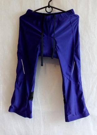 Crivit sports велошорты памперс coolmax® freshfx размер s цвет фиолетовый