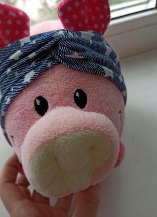 Трикотажная повязка на голову