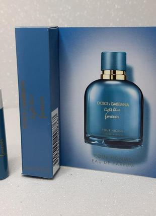 Dolce&gabbanalight blue forever pour homme new 2021