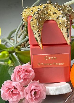 Tiziana terenzi orza оригинал_extrait de parfum 2 мл затест духи