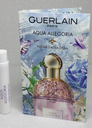 Guerlain aqua allegoria flora salvaggia new 2021