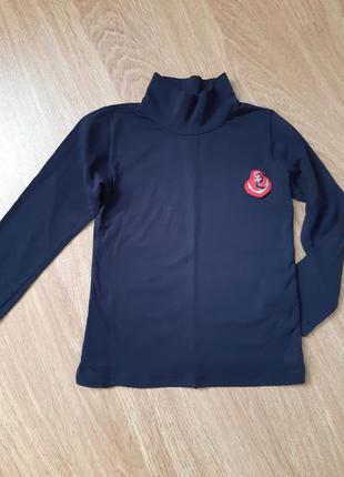 Гольфик гольф водолазка кофта кофточка футболка 3-5 л george