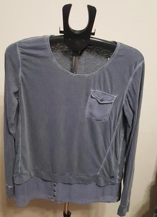Спортивная блузка р.38