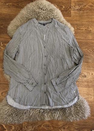Люксовая рубашка блуза tommy hilfiger