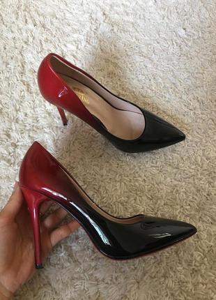 Лодочки/туфли