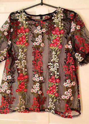 Новая женская блуза f&f