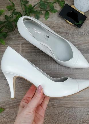 40🌿европа🇪🇺 tamaris. красивые туфли лодочки
