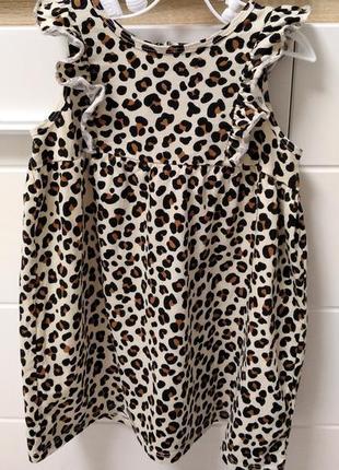 Платье для девочи h&m