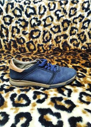 Продам мужские туфли mida, натуральный нубук. длина стельки 26см.