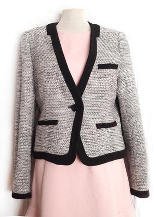 Стильный серый красивый пиджак