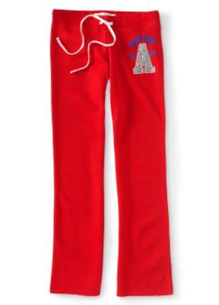 Штанишки classic sweatpants фирмы aeropostale, размер м