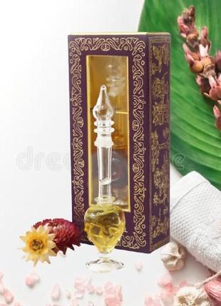 Ароматическое масло в декоративной бутылочке song of india amber - амбер