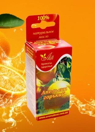 Натуральное эфирное масло горький апельсин