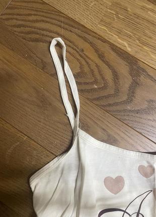 Пижама шорты и майка4 фото