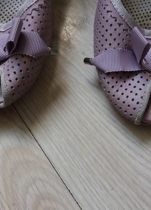 Туфли летние с бахромой, р.384 фото