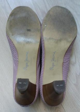 Туфли летние с бахромой, р.387 фото