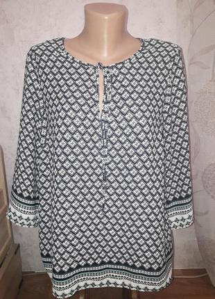 Нежная оегкая блуза от george