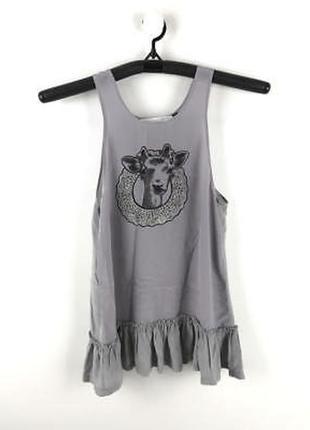 Шелковая туничка платье 100% шелк / большая распродажа!