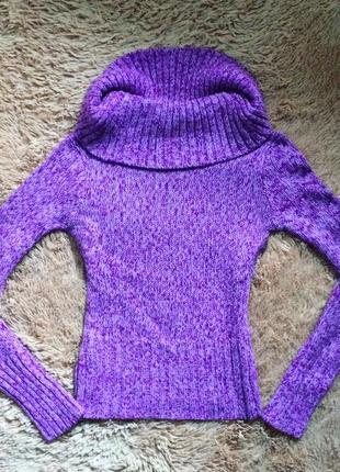 Красивый тёплый свитер