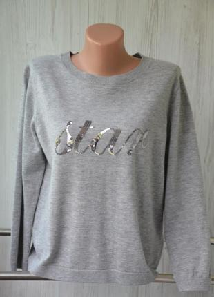 Стильный свитерок. шерсть/кашемир