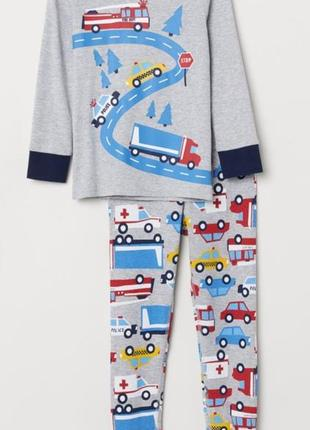 Пижама h&m 6-8