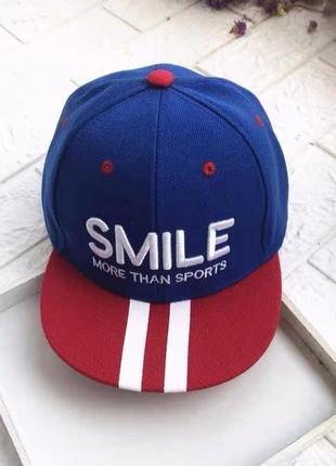 Кепка smile