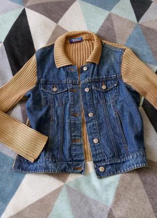 Куртка джинсовая ,пиджак