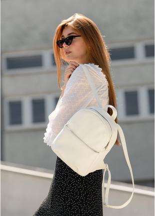 Жіночий рюкзак sambag brix kqh білий женский рюкзак белый