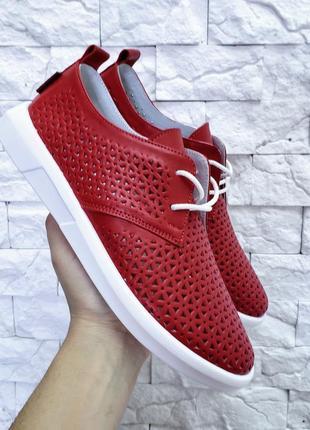 Туфли мокасины натуральная кожа р36-41 кеды кроссовки туфлі шкіряні мокасини кеди кросівки