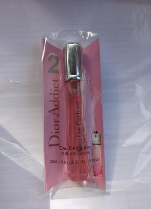 Dior addict парфюм 20 ml