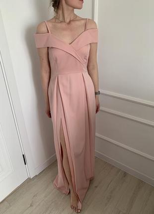 Шикарное платье / выпуск, свадьба, подружка невесты