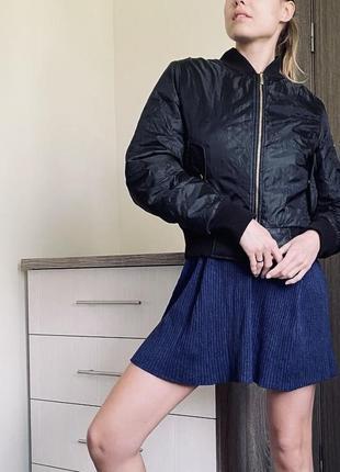 Куртка пуховик бомбер курточка дутая с подкладкой дождевик ветровка
