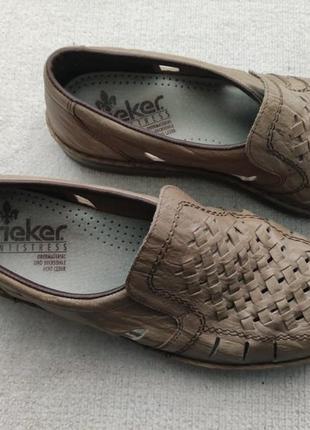 Мужские лёгкие туфли