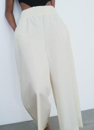 Новые штаны zara размер m
