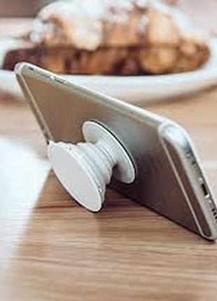 Тримач телефону попсокет fashion phone try me держатель телефона pop socket