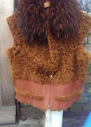 Супер жилетка для модниц