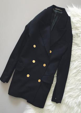Шерстяной пиджак marks&spencer