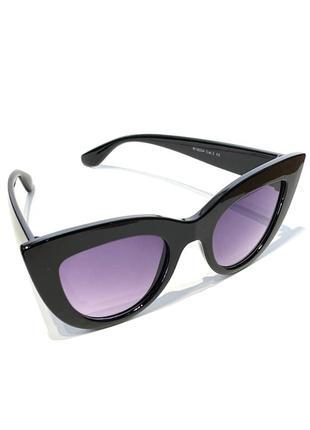 Женские солнцезащитные очки в стиле ретро, стильные очки