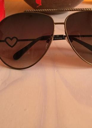 Сонцезахисні окуляри від італійського бренду 🇮🇹🇮🇹🇮🇹🇮🇹moschino6 фото