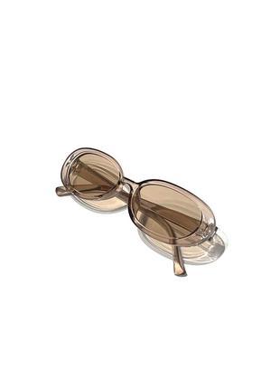 Женские солнцезащитные очки, окуляри, очки в маленькой оправе