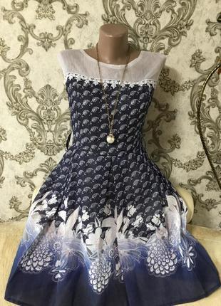 Шикарная фирменная платье италия