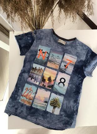 Крута дитяча футболка zara