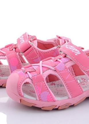 Босоножки сандали детские на девочек