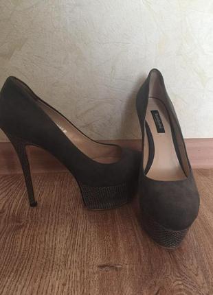 Итальянские туфли baldinini