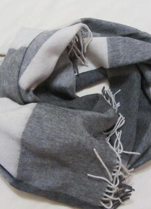 Новый шерстяной шарф cos