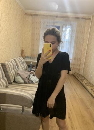 Шикарное платье pull & bear