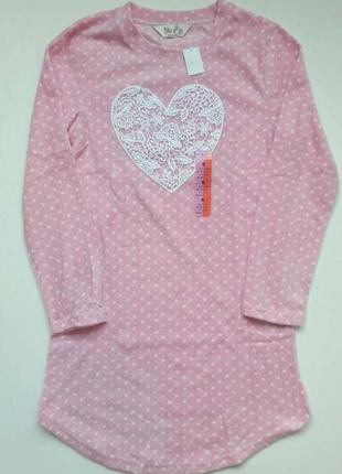 Жіноча флісова нічна сорочка primark