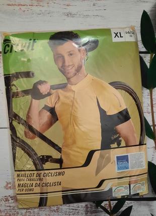 Вело футболка