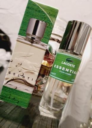 Мужской мини парфюм вода, 40 мл
