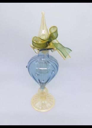 Италия аромодифузор бутылочка для духов из мурманского стекла